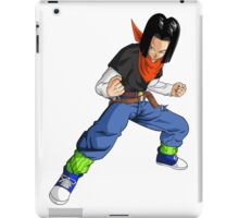 Android 17 - Dragon Ball Z iPad Case/Skin