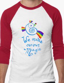 We Make Our Own Magic Men's Baseball ¾ T-Shirt