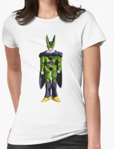 Perfect Cell - Dragon Ball Z Womens Fitted T-Shirt