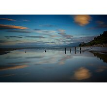 Sunset at Collingwood Beach Photographic Print