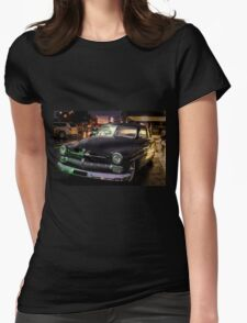 1949 Mercury 2 Door Sedan Womens Fitted T-Shirt