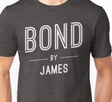 BOND by JAMES Unisex T-Shirt