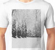 Snow Storm Unisex T-Shirt