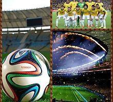 2014 Fifa World Cup Brazil by Manny123