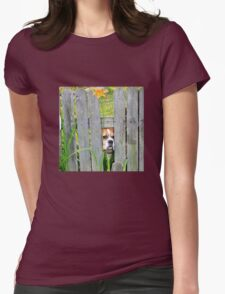 Boxer, Dog, Sweetheart Pet Womens Fitted T-Shirt
