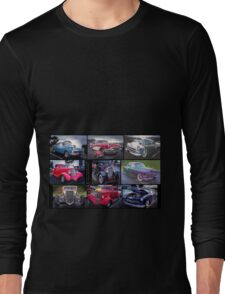 Vintage & Classic Cars Long Sleeve T-Shirt