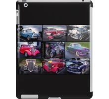 Vintage & Classic Cars iPad Case/Skin