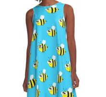 Bee Cool A-Line Dress