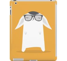 Hipster Bunny iPad Case/Skin