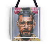 Oil Painting of Heisenberg Tote Bag