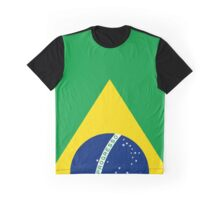Brazil Graphic T-Shirt