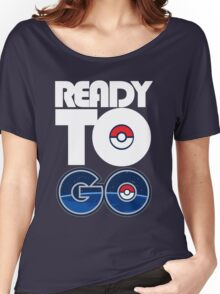 Ready To Go Women's Relaxed Fit T-Shirt