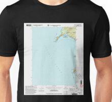 USGS TOPO Map Alaska AK Craig B-6 355278 2000 63360 Unisex T-Shirt