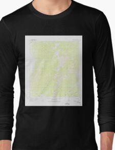 USGS TOPO Map Alaska AK Medfra D-2 357479 1958 63360 Long Sleeve T-Shirt