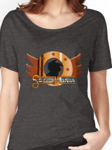 Sonic Mania. Showcase of the Fast. Women's Relaxed Fit T-Shirt