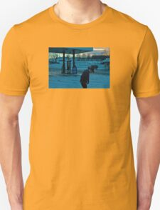 5:37, Stopping for a bowl Unisex T-Shirt