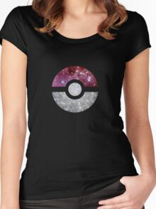 PokéSpace Women's Fitted Scoop T-Shirt