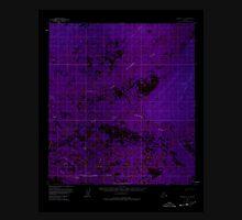 USGS TOPO Map Alaska AK Medfra A-3 357440 1954 63360 Inverted Unisex T-Shirt