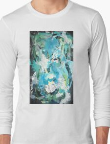 Algae By Kenn. Long Sleeve T-Shirt