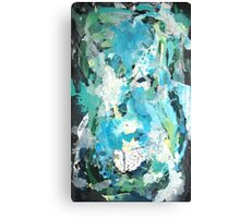 Algae By Kenn. Canvas Print