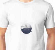 yin yang wolves Unisex T-Shirt