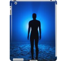 iron man underwater iPad Case/Skin