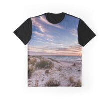Semaphore Beach, Adelaide South Australia Graphic T-Shirt