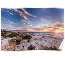Semaphore Beach, Adelaide South Australia Poster