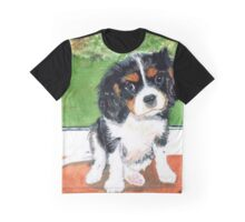 Painting of Charlie  Graphic T-Shirt