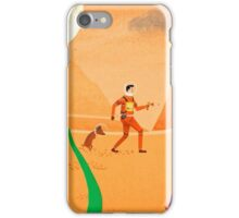 The Blue Door Adventures iPhone Case/Skin