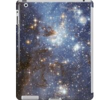 Blue Galaxy iPad Case/Skin