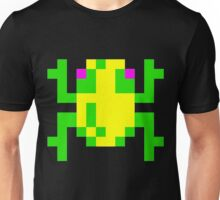 Frogger  Classic Arcade Game 80s Unisex T-Shirt