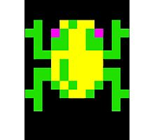 Frogger  Classic Arcade Game 80s Photographic Print