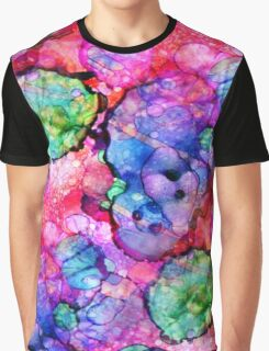 Fairy Stains Abstract Graphic T-Shirt