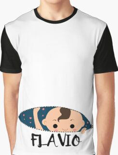 Flavio  Graphic T-Shirt