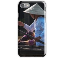 Yen stream iPhone Case/Skin