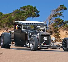 1929 Ford 'Closet Creature' Pickup by DaveKoontz