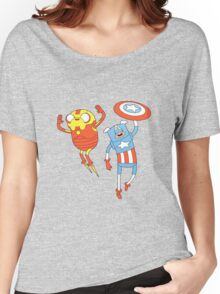 HEROES! Women's Relaxed Fit T-Shirt