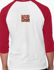 Coffee Bean Lover T-Shirt Dress Duvet Sticker Men's Baseball ¾ T-Shirt