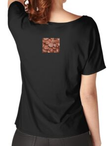 Coffee Bean Lover T-Shirt Dress Duvet Sticker Women's Relaxed Fit T-Shirt