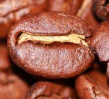 Coffee Bean Lover T-Shirt Dress Duvet Sticker Sticker