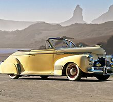 1941 Chevrolet Custom Deluxe Converible Coupe by DaveKoontz