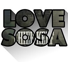 Love Sosa by Golzer