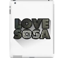 Love Sosa iPad Case/Skin