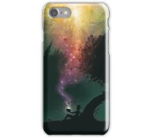 The Dreamer of Everywhere, Everything, Everytime iPhone Case/Skin