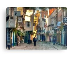 Stonegate - York,England,UK Metal Print