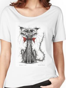 Smelly cat Women's Relaxed Fit T-Shirt