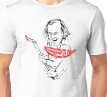 Heeeerrrrreeeesss Johnny Unisex T-Shirt