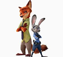 Judy and Nick (Zootopia) Unisex T-Shirt
