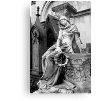 Pere Lachaise Cemetery Metal Print